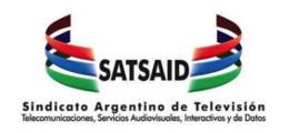 Cliente – SATSAID